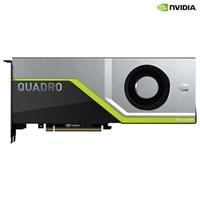 NVIDIA® Quadro® RTX 6000 24GB, 4x DP + 1x Virtual Link, RT jádry, Tensor jádry, (Precision)