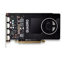 NVIDIA Quadro P2200 5 GB, DP 1.4 (4), celú výšku