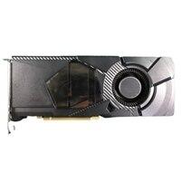 Sada - NVIDIA GeForce RTX 2080, 8GB, celú výšku (3DP/HDMI)