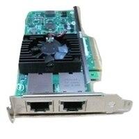 Intel Ethernet X540 Duálny port 10GBASE-T serverový adaptér, Nízkoprofilový
