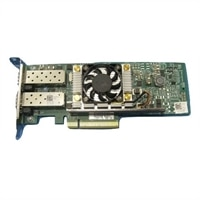 QLogic 57810 Duálny port 10Gb Direct připojovací/SFP+ Nízkoprofilový sítového adaptér