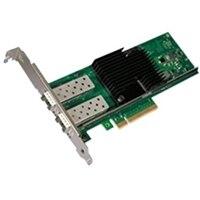 Dell Intel X710 Dvouportový 10Gb prímé pripojení, SFP+, konvergovaný sítový adaptér, nízkým profilem