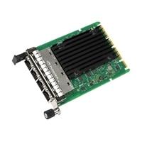 Dell Intel i350 Ctyrportový 1GbE BASE-T, OCP NIC 3.0 instaluje zákazník
