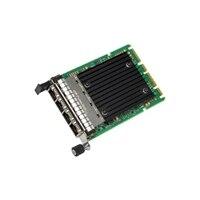 Intel X710-T4L Čtyřportový 10GbE BASE-T, OCP NIC 3.0 instaluje zákazník