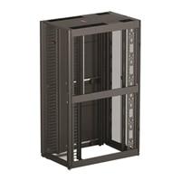 APC NetShelter SX Enclosure with Sides - Rozvaděč stojanový - černá - 42U