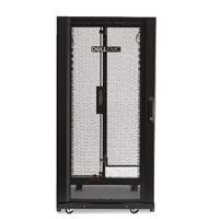 APC NetShelter SX Deep Enclosure - Rozvaděč stojanový - skříň - černá - 24U - 19-palec