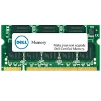 Dell Paměťový Upgradu - 2GB - 1RX16 DDR3L SODIMM 1600MHz