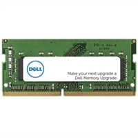 Dell Paměťový Upgradu - 4GB - 1RX16 DDR4 SODIMM 3200MHz