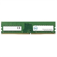 Dell Paměťový Upgradu - 32GB - 2RX8 DDR4 UDIMM 3200MHz