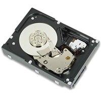 "Dell 2TB 7,200 omdr./min Nærliggende linje SAS 12Gbps 512n 2.5"" Kabelforbundet Drev , CusKit"