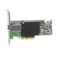 Dell Emulex LPE-16000, 1-porte 16GB Fibre Channel-værtsbusadapter, lav profil - Sæt