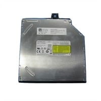 Dell DVD +/-RW, SATA, Internal, 9.5mm, kundeinstallation