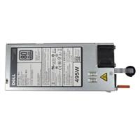 Strømforsyning : 495 watt Enkelt Hot-plug (1+0)