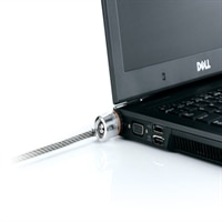 Sikkerhed: Kensington-masternøgleløsning (med 25 Microsaver-låse og 2 masternøgler)
