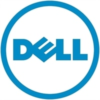 Dell 250 V 2-IN-1 netledning (FOR USE IN RACK ONLY) - For Guam, Northern Marianas Samoa Only - 9 fod