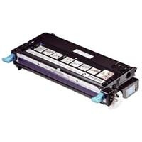 Dell 2145cn Cyan tonerpatron med standardkapacitet -  2000 siders
