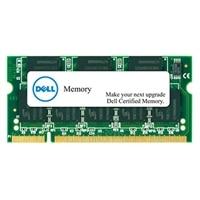 Dell hukommelsesopgradering - 4GB - 1Rx8 DDR3 SODIMM 1600MHz