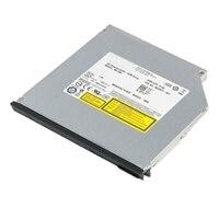 Dell - Laufwerk - DVD-ROM - Serial ATA - intern - 5,25-Zoll Slim Line (13.3 cm Slim Line) - für PowerEdge R220