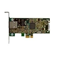 Dell Ethernet-Karte: Broadcom 5722 10/100/1000-PCIe-Karte (halbe Höhe)