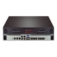 8-Anschluss Avocent MergePoint Unity 108EDAC - KVM-Switch - 8 Anschlüsse - verwaltet - an Rack montierbar
