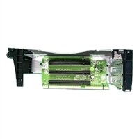 Dell R730 PCIe Riser 1 σωστά - 3 x 8 PCIe υποδοχή με τουλάχιστον 2 επεξεργαστές