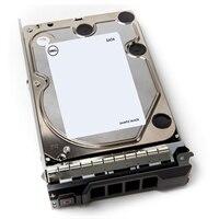 Dell 4TB 7.2K RPM SATA 6Gbps 3.5ίντσες δίσκου με δυνατότητα σύνδεσης εν ώρα λειτουργίας Σκληρός δίσκος