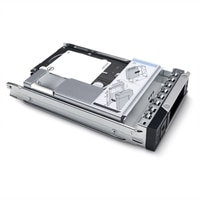 Dell 300GB 15K RPM SAS 12Gbps 512n 2.5ίντσες δίσκου με δυνατότητα σύνδεσης εν ώρα λειτουργίας δίσκων 3.5ίντσες Υβριδική θήκη