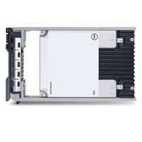 Dell 3.84TB SSD SAS Με υψηλές απαιτήσεις ανάγνωσης 12Gbps 512e 2.5ίντσες δίσκου με δυνατότητα σύνδεσης εν ώρα λειτουργίας δίσκων PM5-R
