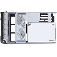 Dell 960GB SSD SATA Με υψηλές απαιτήσεις ανάγνωσης 6Gbps 512e 2.5ίντσες δίσκων σε 3.5ίντσες Υβριδική θήκη S4510