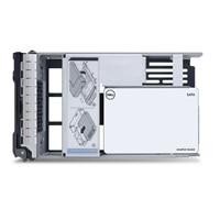 Dell 1.92TB SSD SATA Μεικτή χρήση 6Gbps 512e 2.5ίντσες δίσκου με δυνατότητα σύνδεσης εν ώρα λειτουργίας δίσκων σε 3.5ίντσες Υβριδική θήκη S4610