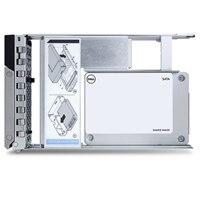 Dell 480GB SSD SATA Μεικτή χρήση 6Gbps 512e 2.5ίντσες δίσκων 3.5ίντσες Υβριδική θήκη S4610