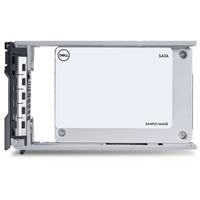 Dell EMC PowerEdge Express Flash Ent NVMe Με υψηλές απαιτήσεις ανάγνωσης U.2 Gen4 7.68TB με φορέα