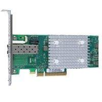 Προσαρμογέας διαύλου κεντρικού υπολογιστή (HBA) καναλιού οπτικών ινών QLogic 2690, 16GB 1-θυρών, Για εγκατάσταση από τον πελάτη
