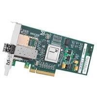 Προσαρμογέας διαύλου κεντρικού υπολογιστή (HBA) PCIe 8GB καναλιού οπτικών ινών Brocade BR815 FC8 Single Port