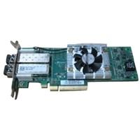Προσαρμογέας διαύλου κεντρικού υπολογιστή (HBA) καναλιού οπτικών ινών Qlogic 2662 Dual Port 16 GB χαμηλού προφίλ