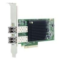 Emulex LPe35002 Διπλός θυρών FC32 καναλιού οπτικών ινών HBA, πλήρους ύψους