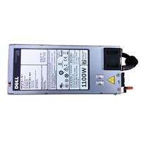 Dell Single, Hot-Plug Μονάδα τροφοδοτικού (1+0), 1100 Watt