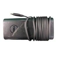 Προσαρμογέας AC Dell 130Watt 3 ακίδων με καλώδιο τροφοδοσίας 1μέτρο, Europe