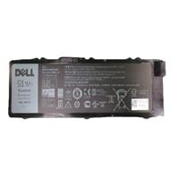 Dell κύρια ιόντων λιθίου μπαταρία 91 WHr 6 στοιχείων