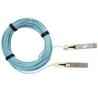 Καλώδιο δικτύωσης Dell 200GbE QSFP28-DD Active οπτικής καλώδιο, No FEC - 20 μ