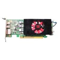 AMD Radeon RX 550, 4GB, χαμηλού προφίλ (DP/mDP/mDP)