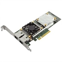 Dell Qlogic 57810 Διπλός θυρών 10Gb χαμηλού προφίλ δικτύου Adapter