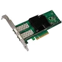 Dell Intel X710 δύο θυρών 10Gb απευθείας σύνδεσης, SFP+, σύγκλισης Προσαρμογέας δικτύου, χαμηλού προφίλ