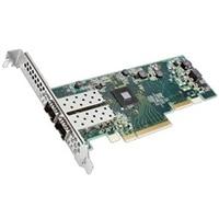 Dell Διπλός θυρών Solarflare 8522 Onload 10Gb SFP+ Adapter πλήρους ύψους