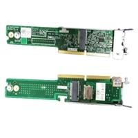 M.2 X16 Chipset SATA Κάθετη για το C6420, Για εγκατάσταση από τον πελάτη