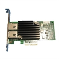 Dell Intel X550-T2 Διπλός θυρών 10 Gigabit, Κάρτα διασύνδεσης δικτύου, χαλκού