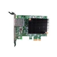 Dell 2nd AQtion 5/2.5GbE Κάρτα διασύνδεσης δικτύου PCIe x1 κάρτα χαμηλού προφίλ