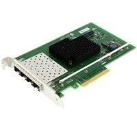 Dell Τεσσάρων θυρών Intel X710 10Gb KR Blade Κάρτα Κόρη δικτύου
