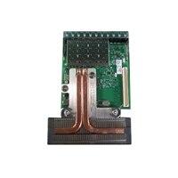 Dell Intel X710 Τεσσάρων θυρών 10Gb DA/SFP+ Ethernet, Κάρτα Κόρη δικτύου, Για εγκατάσταση από τον πελάτη