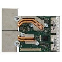 Dell QLogic FastLinQ 41162 Διπλός θυρών 10 GBase-T , Διπλός θυρών 1GbE, rNDC, Server Adapter Ethernet PCIe Κάρτα διασύνδεσης δικτύου, Για εγκατάσταση από τον πελάτη